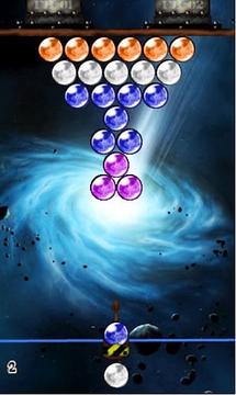Bubble Shooter Space Vortex