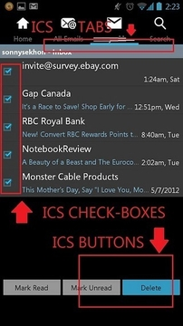 ICS/JB Fixer (CM10 AOKP Theme)