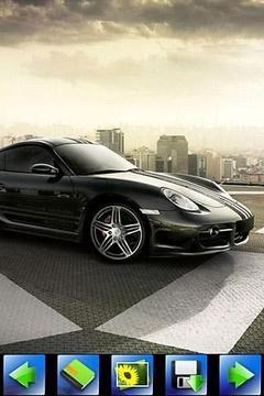 Car wallpaper, Porsche