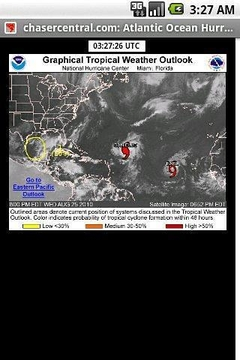 Storm Chaser Hurricane