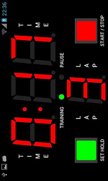 Gym Clock Timer