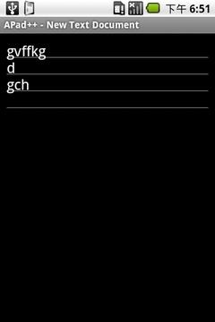 APad++文本编辑器