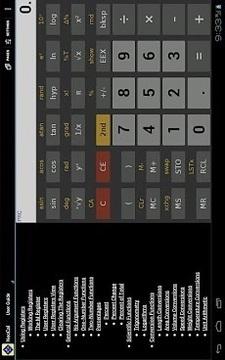 NeoCal Lite Calculator