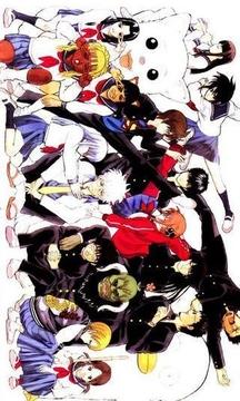 Wallpaper Gintama Manga