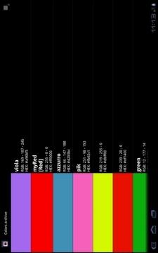Get Colors