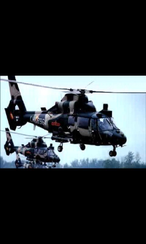 直升机大全