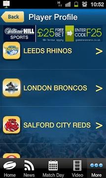 Official Super League