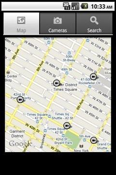 纽约交通摄像头