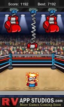 拳击手砸手指