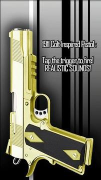 Automatic Pistol!