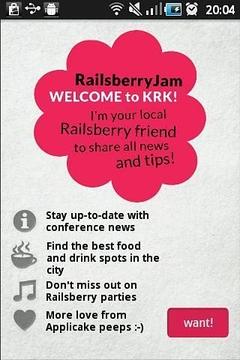 Railsberry Jam