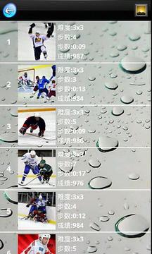 Ice hockey Game,冰球游戏