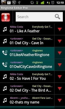 MP3 Cutter & Ringtone Make...