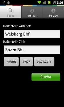 South Tyrol fahrplan.bz