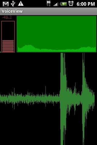声频显示器