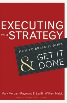 EXECUTING YOUR STRATEGY