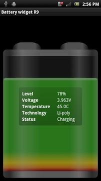 电池小工具R9的