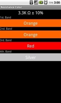 电阻计算 Resistance Color
