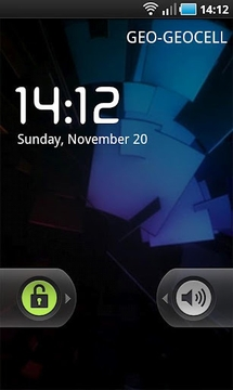 Live Wallpaper: ICS Boot