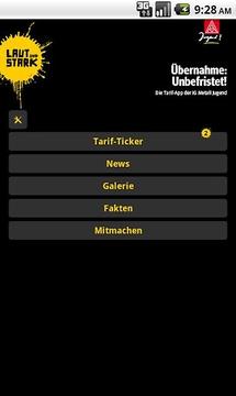 Tarif App