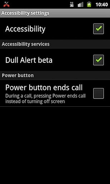 Dull Alert beta