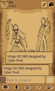 Ichigo Clock
