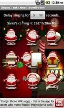 会唱歌的圣诞(耶诞)老人