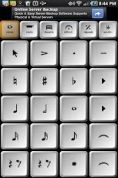 Remote Control for Sibelius