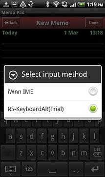 RS-KeyboardAR(TrialVersion)