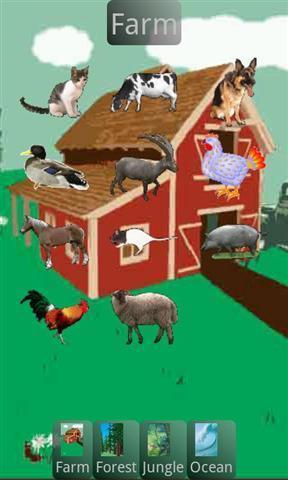 模拟动物截图(2)
