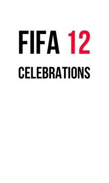 FIFA 12 Celebrations.