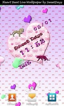 Heart Beat Live Wallpaper L