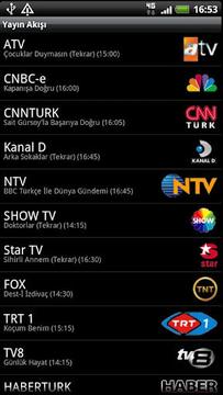 TV Yayın Akışı