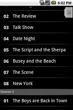 TV Shows Light
