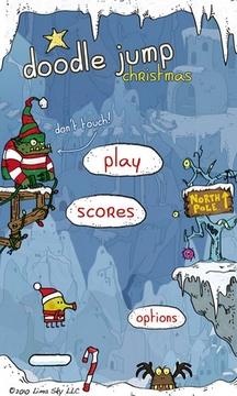 涂鸦跳跃圣诞特别版 Doodle Jump Christmas Special Edition