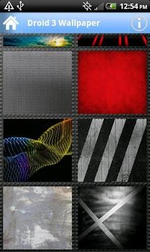 Motorola Droid 3 Wallpaper
