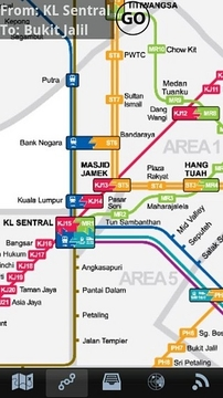 KL Transport Planner