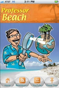 Professor Beach