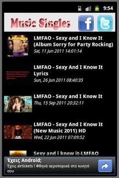 Top Music Singles