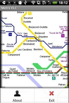 VLC地铁