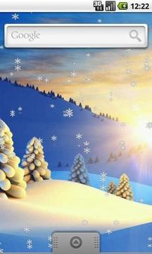 雪住墙纸免费