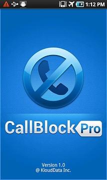 CallBlock Pro