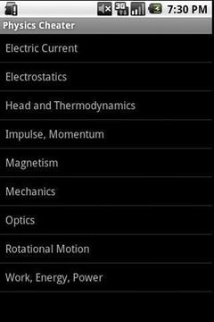 Physics Cheater