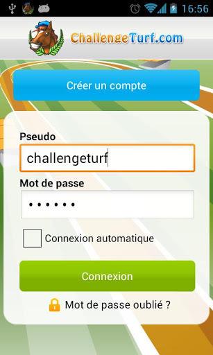 马 ChallengeTurf.com周四