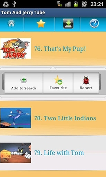 Tom and Jerry Tube