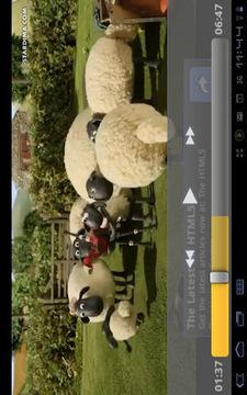 Shaun the Sheep Tube