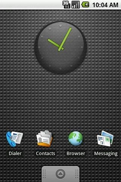 NexTHEME v2 Clock