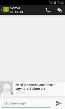 SMS Prank