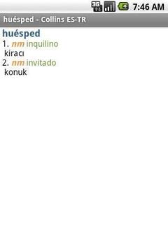 迷你柯林斯字典:西班牙语土耳其语