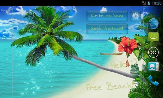 沙滩动态壁纸下载_沙滩动态壁纸手机版_最新沙滩动态